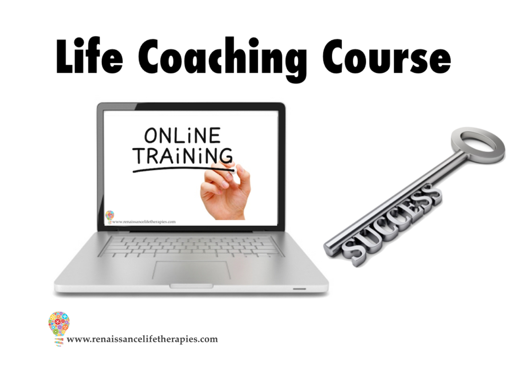Life coaching course for online training academy