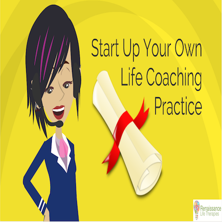 A life coach guide to running a life coaching business product
