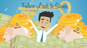 Failure leads to success blog post image