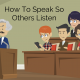 how to speak so others listen image