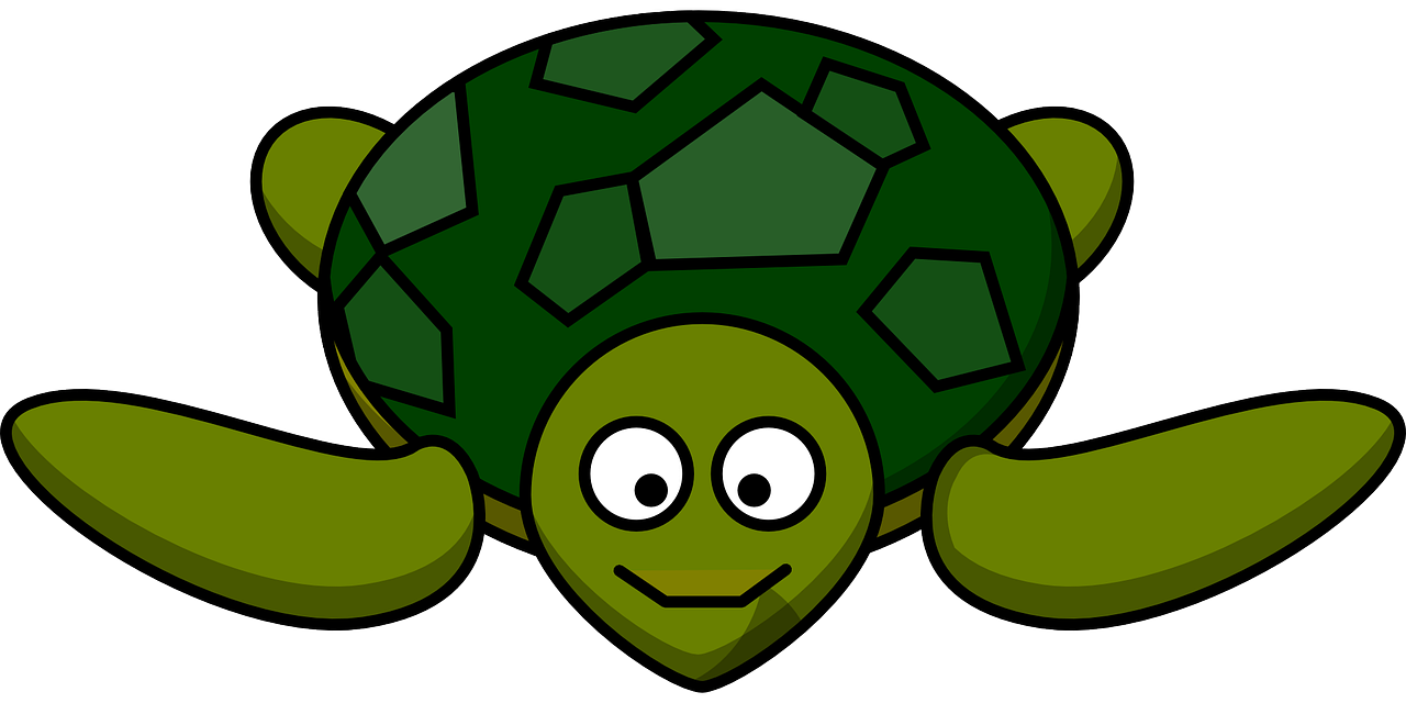 science of happiness course image happy turtle